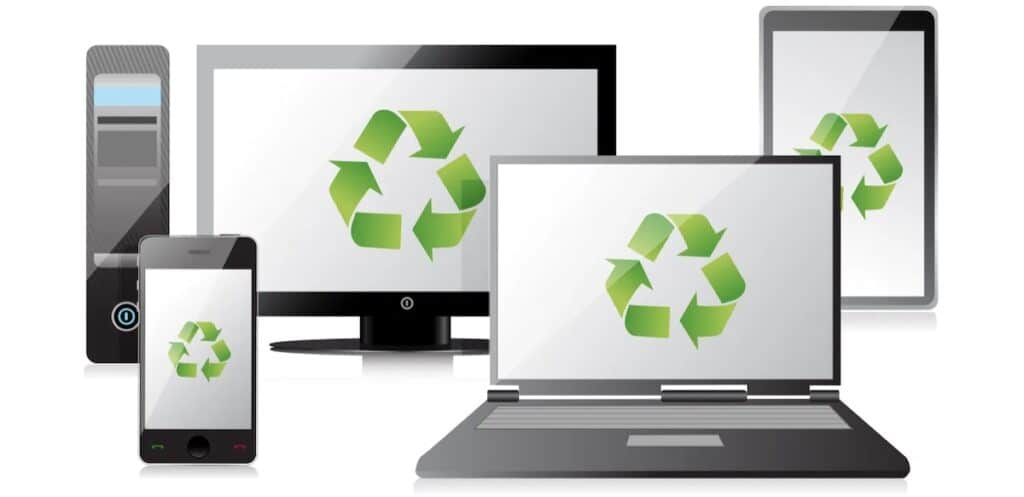 Electronics Recycling Phoenix