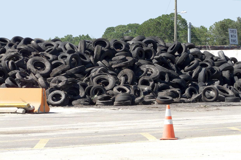 Tire Recycling Phoenix
