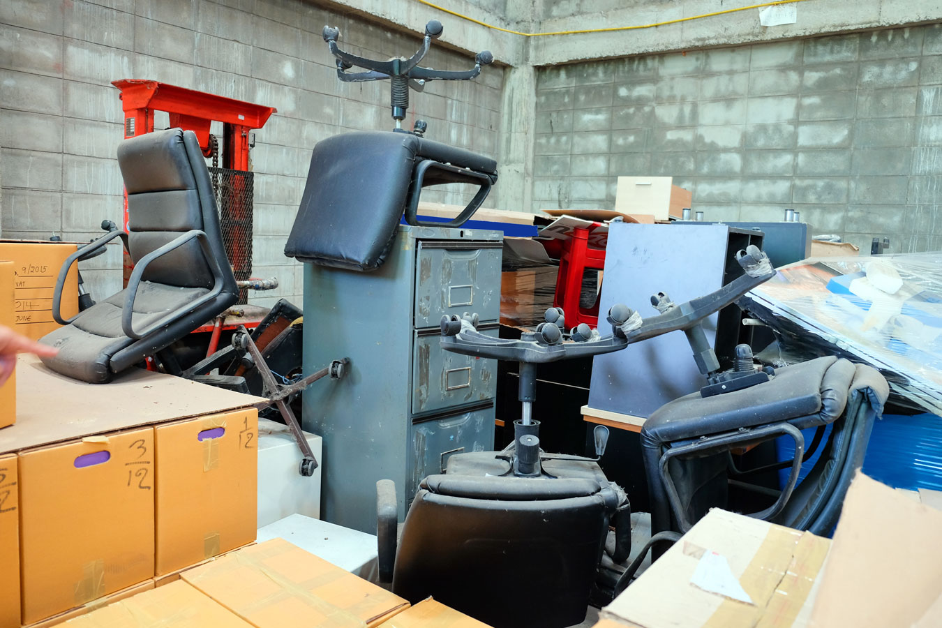 Office Clean Out Services in Phoenix